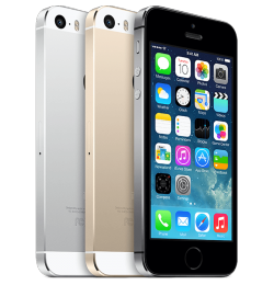 iPhone 5S 16GB - Gold