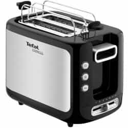 Tefal New Express 2 Slots Electric Toaster TT365027…