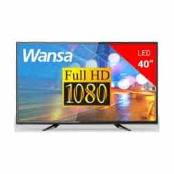 Compare WANSA 40  inch Full HD  LED  TV     WLE40H7762 at KSA Price