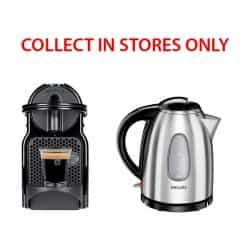 MEGA DEAL: Nespresso Inissia Coffee Machine + Philips…