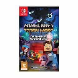 Minecraft Story Mode The Complete Adventure – Nintendo…