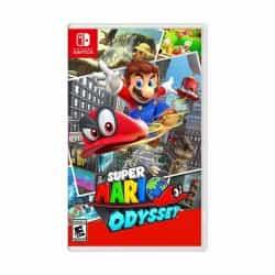 Super Mario Odyssey Nintendo Switch Game (SUPERMARIOODD)