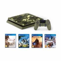 Sony PlayStation 4 Slim 1TB Console - Call…