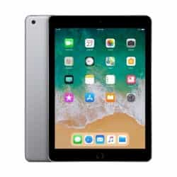 APPLE iPad (2018) 9.7-inch 128GB Wi-Fi Only Tablet…