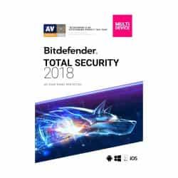 Compare Bitdefender Total Security 2018 5  User at KSA Price