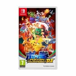 Pokken Tournament: Nintendo Switch Game