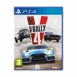 V Rally 4: PlayStation 4 Game