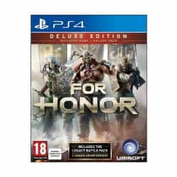 For Honor Deluxe Edition – Playstation 4 Game Cover
