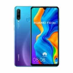 Compare Huawei P30  Lite 128GB Phone    Blue 2  at KSA Price