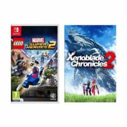 EGO Marvel Super Heroes 2 + Xenoblade Chronicles…