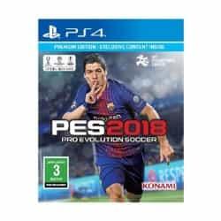 PES 2018 - PlayStation 4 Game