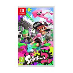 Splatoon 2 - Nintendo Switch Game (SOFT-NIN-SW-SPLT-2)