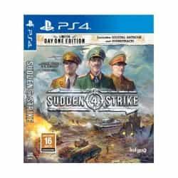 Sudden Strike 4 - PlayStation 4 Game