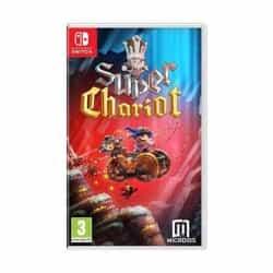 Compare Super Chariot    Nintendo Switch Game at KSA Price