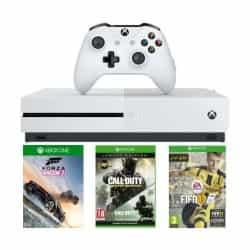 Xbox One S 500GB Console + Forza Horizon…