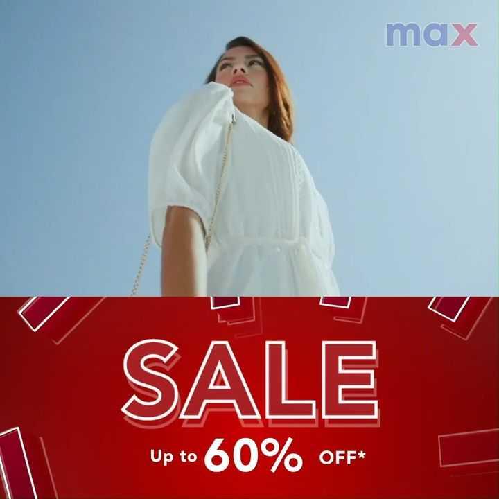 Sale in City Max